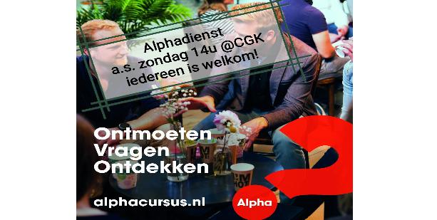 alpha 22 april - Slider
